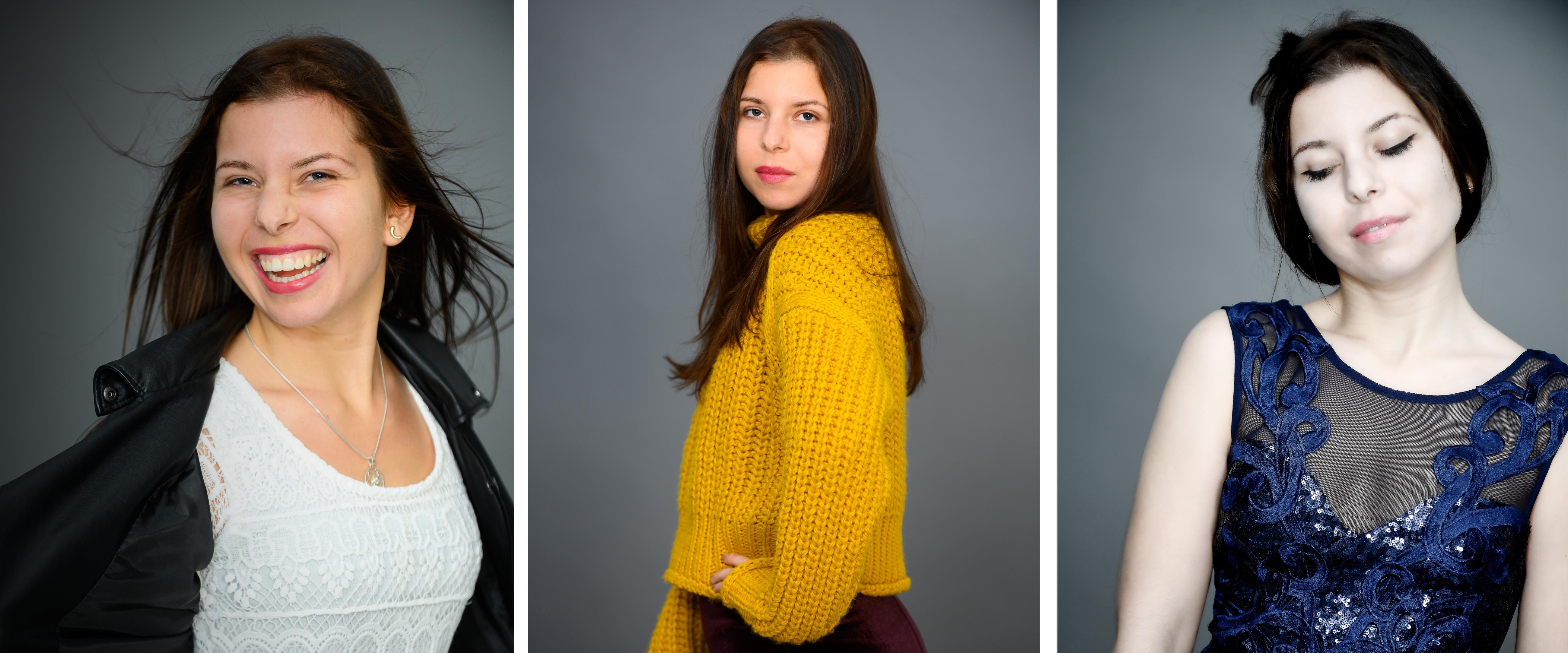5 Beauty Porträt Studio trinkhaus fotografie