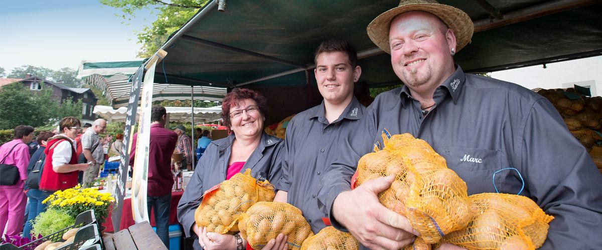 Pressefotografie Kartoffelfest Würtingen