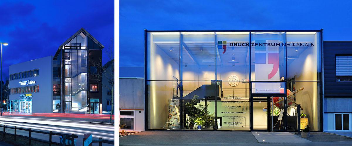 35 Druckzentrum Neckar Alb Industriegebiet West Fotograf Trinkhaus