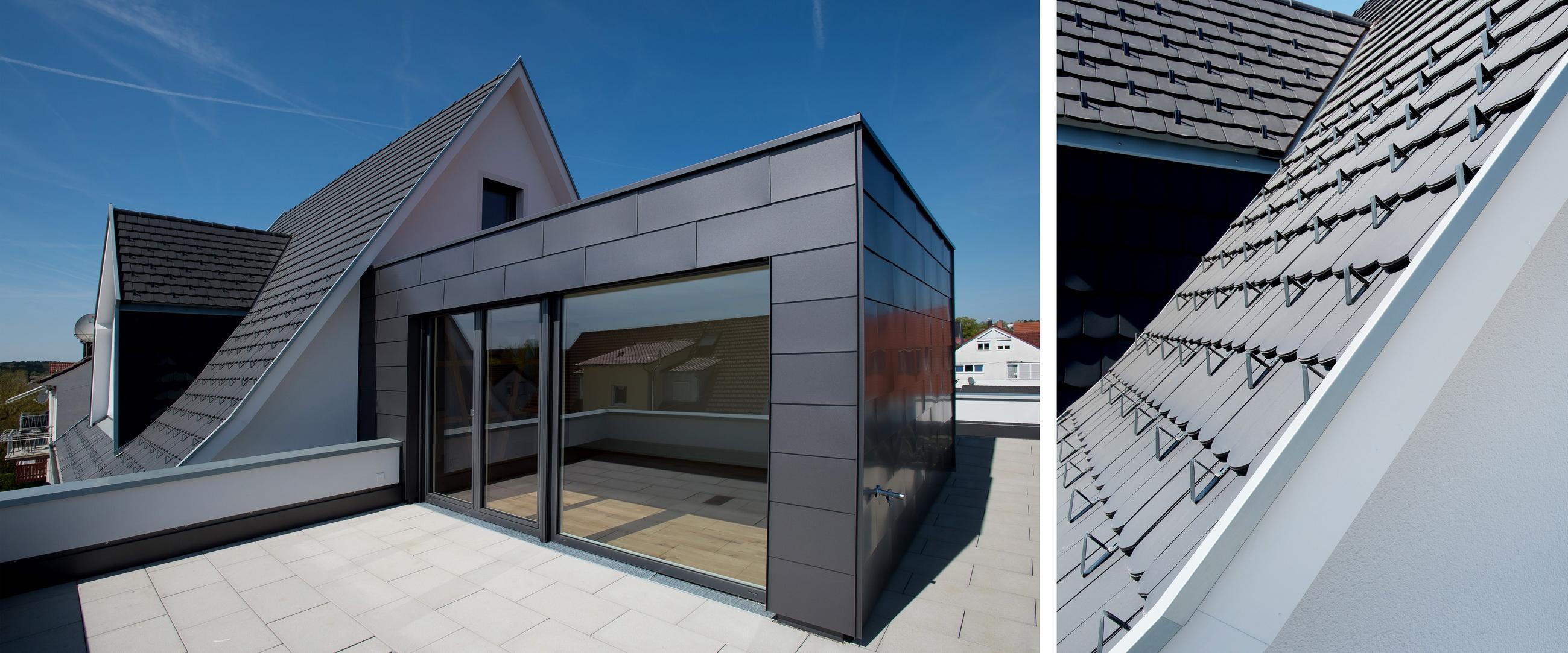 Architektur Heusel